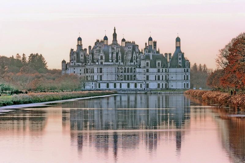Tour di 2 e più giorni Castelli della Loira con partenza da Parigi