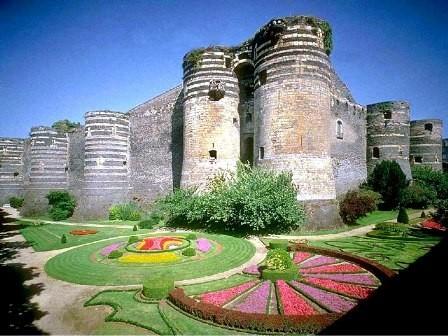 Castello di Angers - Castelli della Loira storia, info sulla visita e biglietti