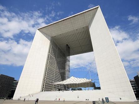 Il Grande Arco de La Défense a Parigi - Informazioni Turistiche
