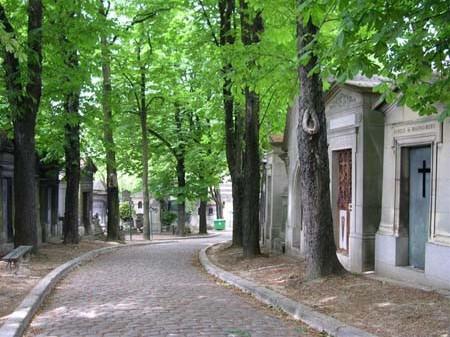 Cimitero del Père-Lachaise e la tomba di Jim Morrison - Informazioni