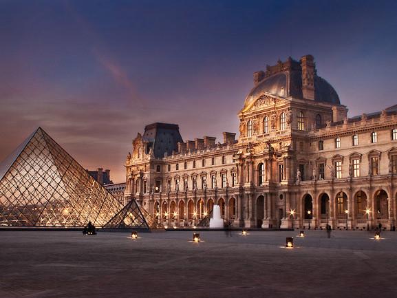 Storia del Museo del Louvre - da fortezza a Museo - cenni storici Musée du Louvre