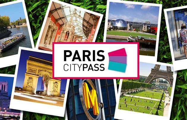 Paris City Pass (ex Paris City Passport) - Carta trasporti + pass musei + crociera e sconti a Parigi