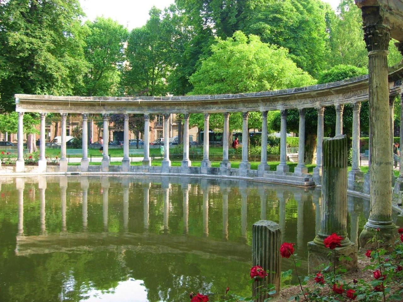 Il Parc Monceau di Parigi - Orari di apertura dei parchi a Parigi