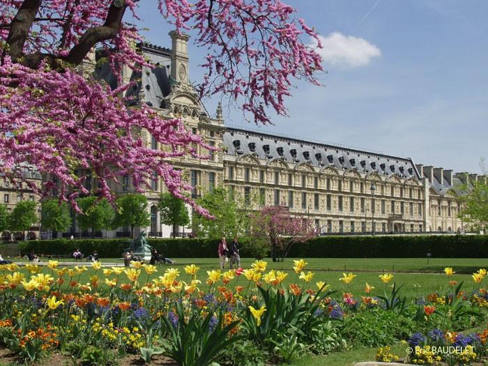 Il giardino delle Tuileries a Parigi - Parchi e Giardini a Parigi