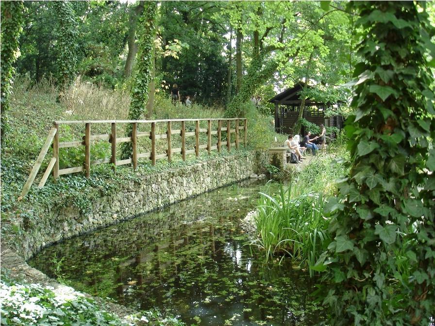 Il Jardin Sauvage a Montmartre – Parchi e Giardini a Parigi