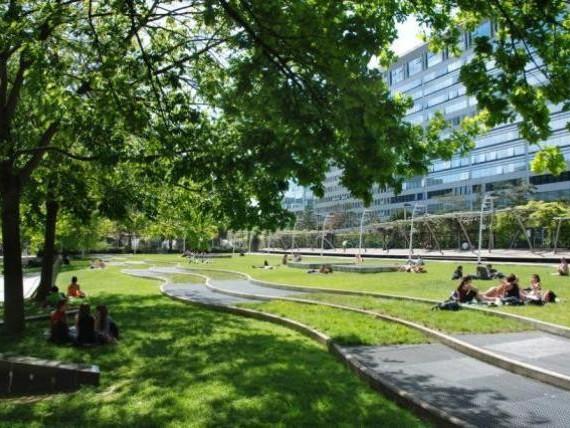 Il Giardino Atlantique a Parigi – Informazioni Turistiche