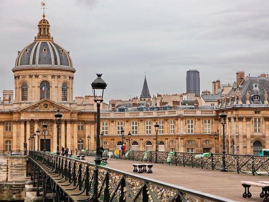 Il Ponte des Arts (Passerelle des Arts) a Parigi - Informazioni