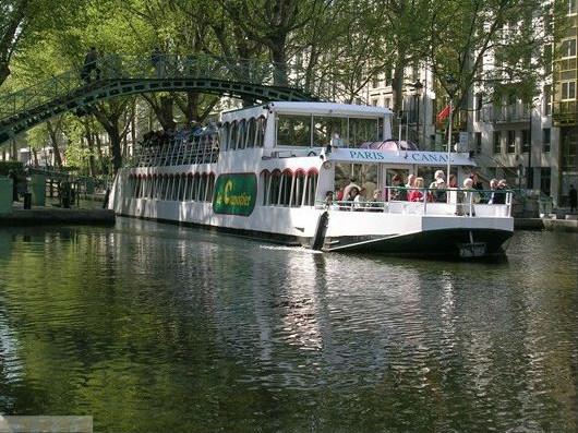Canale Saint-Martin a Parigi – Informazioni Turistiche