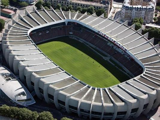 Stadio del Paris Saint-Germain (Parco dei Principi) info e visita