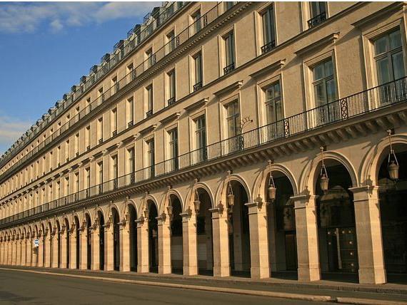 Rue de Rivoli, importantissima strada di Parigi - Informazioni