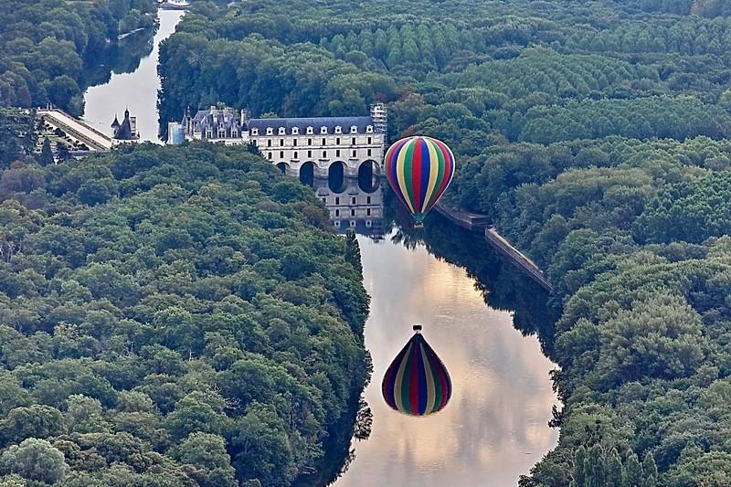 Escursione Castelli della Loira in TGV da Parigi -  Chenonceau, Amboise e Clos-Lucé