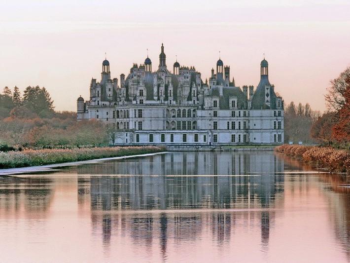 Escursione Castelli della Loira in TGV da Parigi - Blois, Cheverny e Chambord