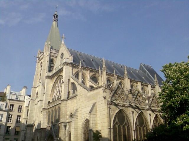 Monumenti, chiese e cattedrali a Parigi: eglise Saint-Séverin paris