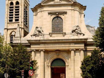 Monumenti, chiese e cattedrali a Parigi: Chiesa di Saint-Nicolas du Chardonnet