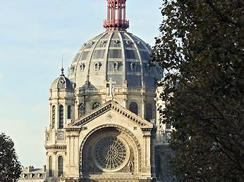 Monumenti, chiese e cattedrali a Parigi: Chiesa di Saint-Augustin