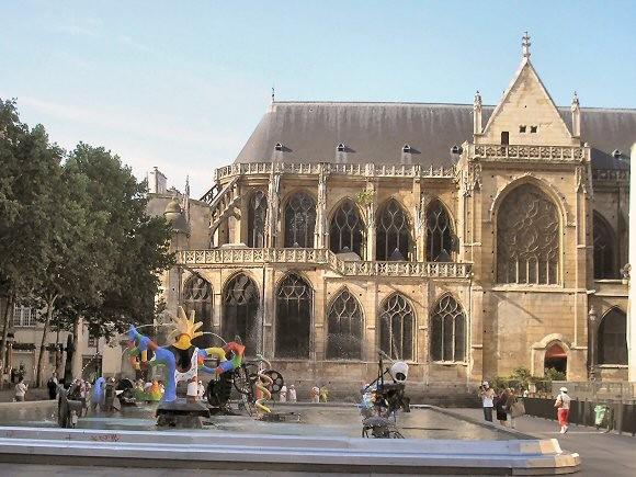 Monumenti, chiese e cattedrali a Parigi: Chiesa di Saint-Merri