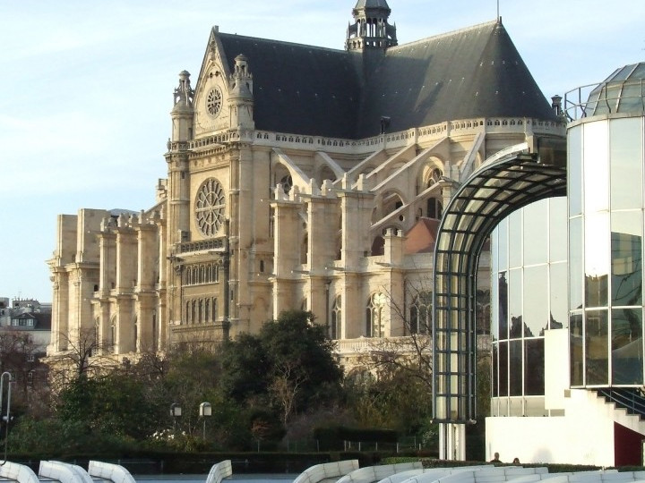 Monumenti, chiese e cattedrali a Parigi: Chiesa di Saint-Eustache