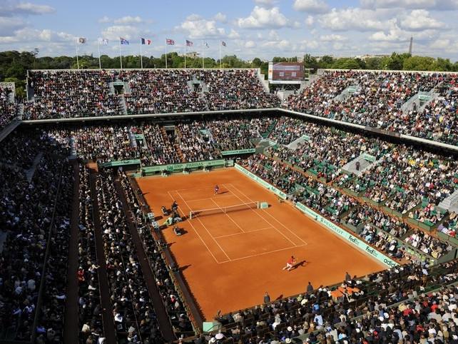 Stade Roland Garros Parigi  - Informazioni e visite