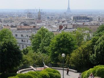 Parco de Belleville a Parigi – Informazioni turistiche