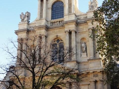 Monumenti, chiese e cattedrali a Parigi: Chiesa di Saint-Gervais Saint-Protais
