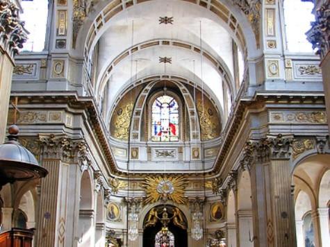 Monumenti, chiese e cattedrali a Parigi: Chiesa di Saint-Louis-en-l'Île