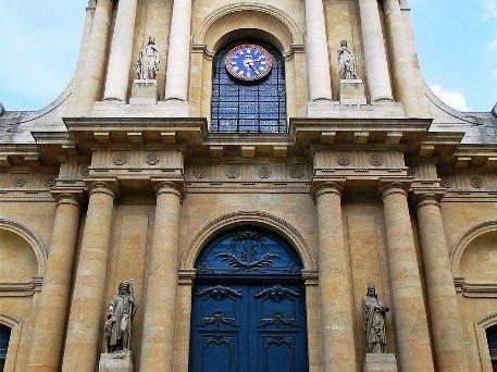 Monumenti, chiese e cattedrali a Parigi: Chiesa di Saint-Roch