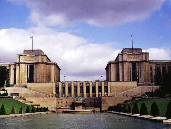 Palais de Chaillot Parigi (Trocadero)  - Informazioni turistiche