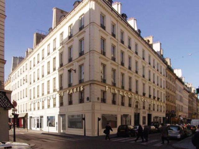 La Pinacoteca di Parigi, chiusa definitivamente nel 2016 - Parigi.it