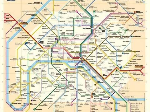 Faq ed informazioni utili sui trasporti, metropolitana e taxi a Parigi