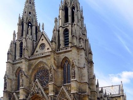 Monumenti, chiese e cattedrali a Parigi: Basilica di Sainte-Clotilde