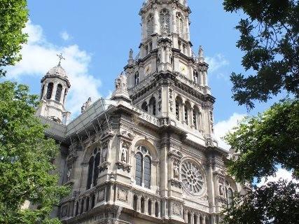 Monumenti, chiese e cattedrali a Parigi: Chiesa della Sainte-Trinité