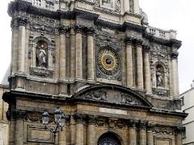 Monumenti, chiese e cattedrali a Parigi: Chiesa di Saint-Paul-Saint-Louis