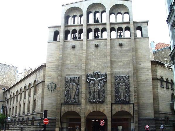 Monumenti, chiese e cattedrali a Parigi: Chiesa di Saint-Ferdinand-des-Ternes