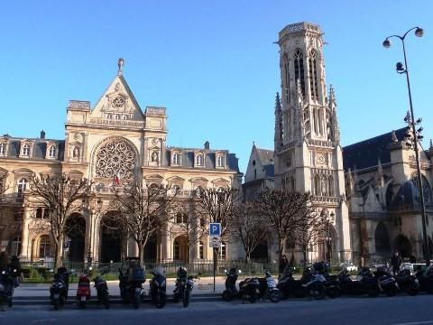 Monumenti, chiese e cattedrali a Parigi: Chiesa di Saint-Germain-l'Auxerrois