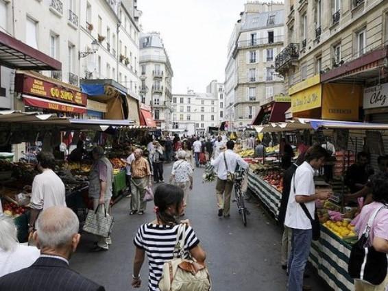 Mercatini di Parigi: Mercato di Aligre