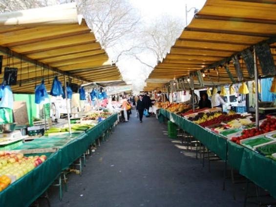 Mercatini di Parigi: Mercato di Belleville