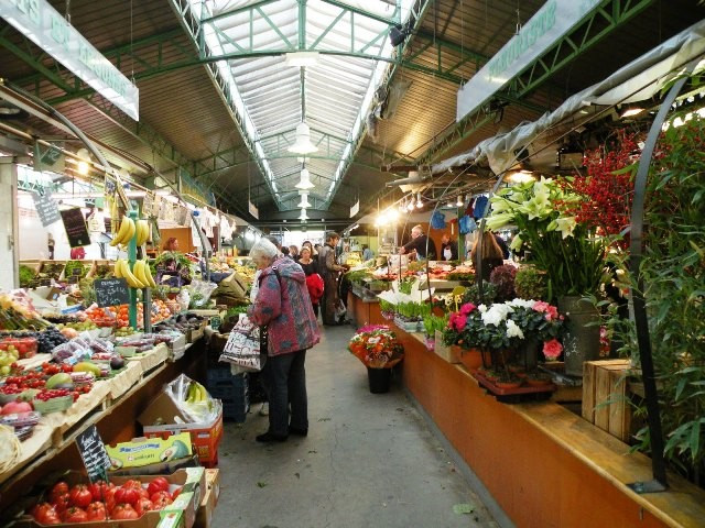Mercatini di Parigi: Mercato degli Enfants Rouges