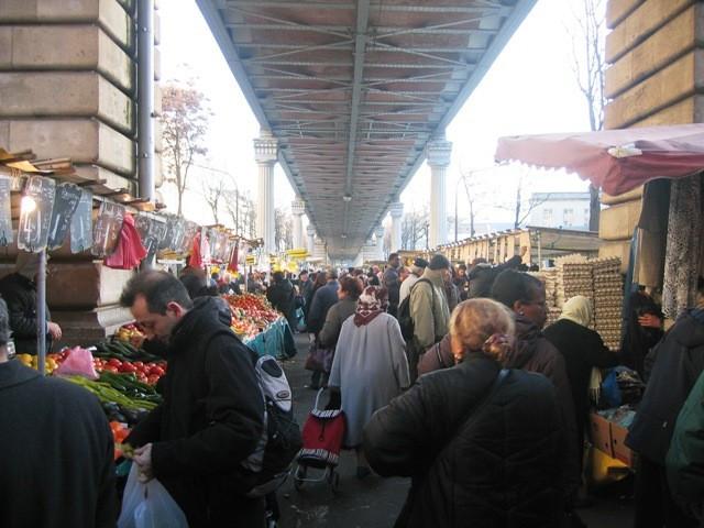 Mercatini di Parigi: Mercato Barbès