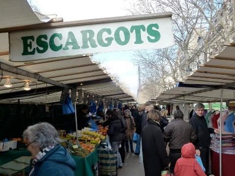 Mercatini di Parigi: Mercato Saxe-Breteuil