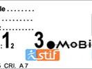 Abbonamento trasporti giornaliero Mobilis -  Metropolitana, bus, tram Parigi