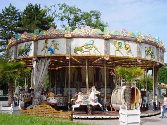 Parchi di divertimento e giardini dedicati ai bambini a Parigi