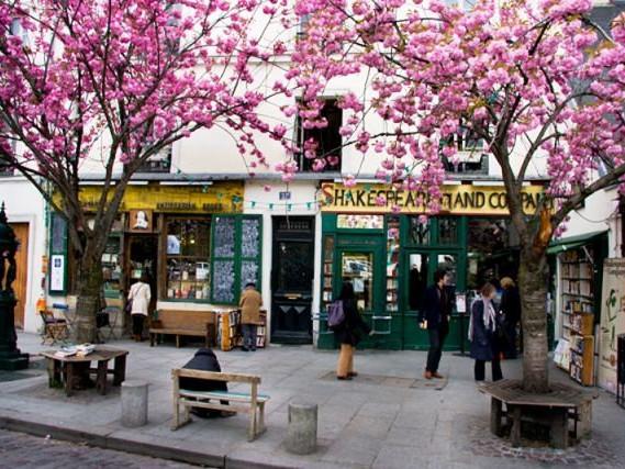 Libreria Shakespeare and Company - Informazioni turistiche