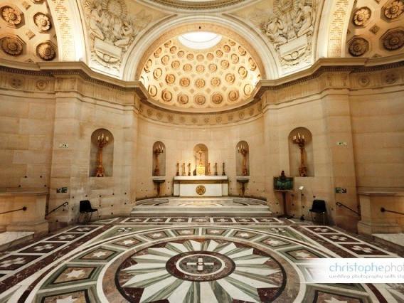 Chapelle Expiatoire  - Informazioni turistiche