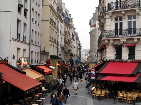 Rue Montorgueil - Informazino turistiche