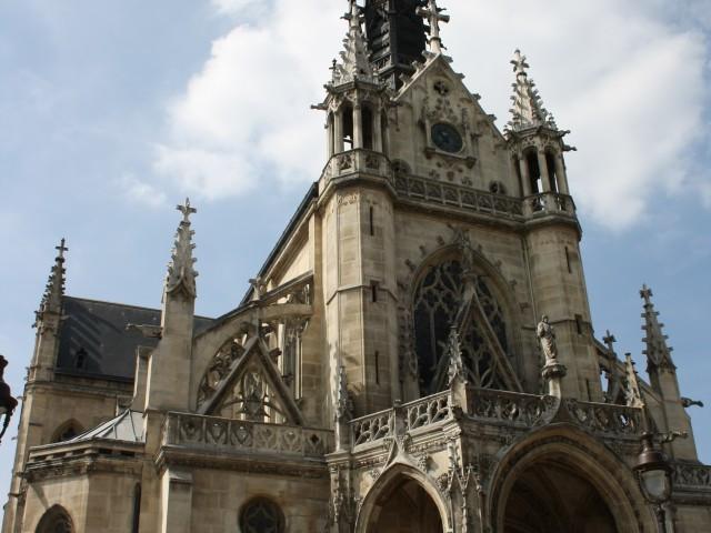 Monumenti, chiese e cattedrali a Parigi: Chiesa di Saint-Bernard de la Chapelle