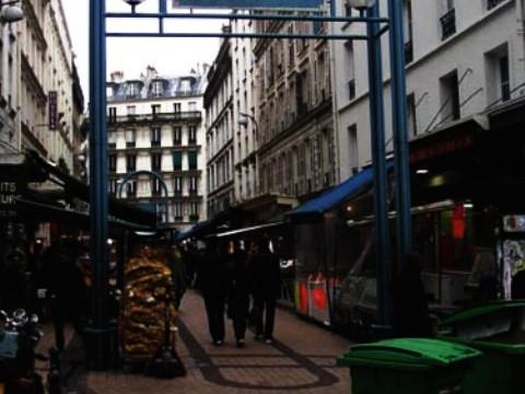 Mercatini di Parigi: Mercato di Rue Dejean