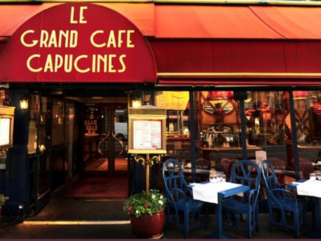 Le Grand Café des Capucines Paris - Ristoranti consigliati a Parigi - Opéra Paris - Info e prenotazioni
