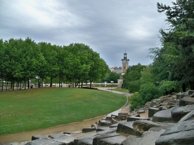 Parco Georges Brassens nel XV arrondissement di Parigi  - Informazioni e visita