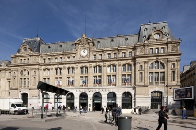 Gare Paris Saint-Lazare  - stazione ferroviaria di Parigi