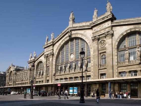 Gare de Paris Nord - stazione ferroviaria Nord di Parigi - Info e storia